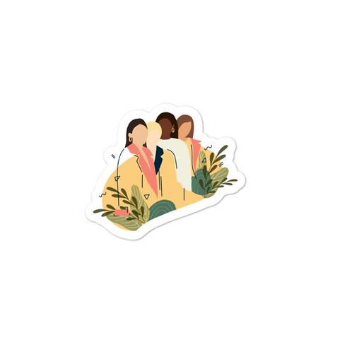 Empowering Women Sticker