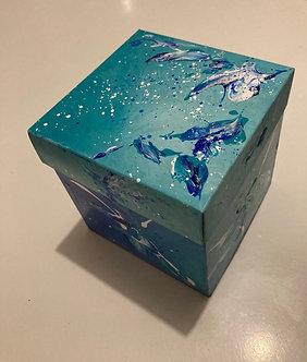 Boîte redécorée n°4