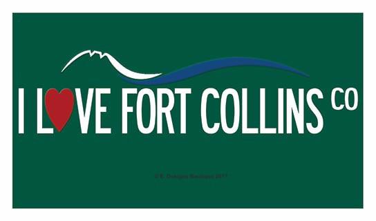 I Love Fort Collins, Colorado