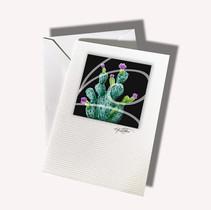 Midnight Cactus $4.50