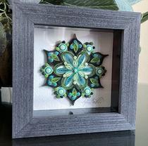 Green Mandala SOLD!