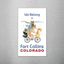 We Belong... $5