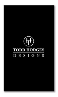 TH Designs Business Card