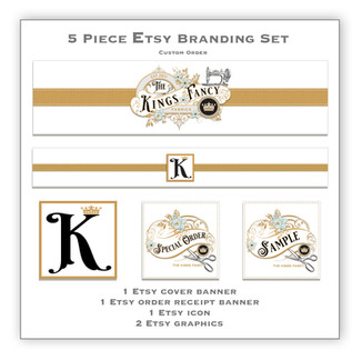 Etsy Branding Kit