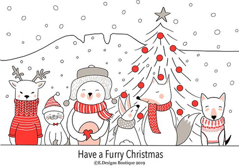Furry Christmas