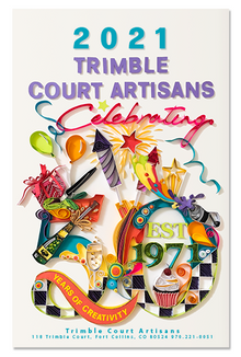 Gallery 50th Birthday Poster