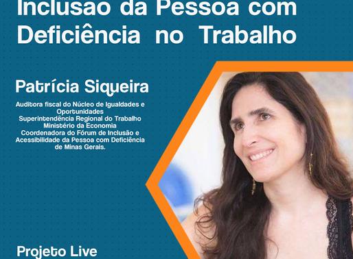 [Live] Inclusão da Pessoa com Deficiência no Trabalho