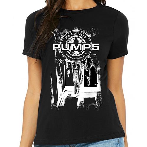 Womens Pump5 Tour Shirt