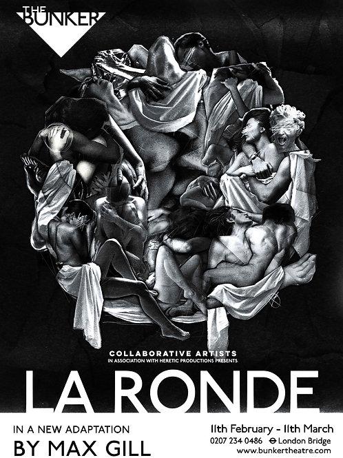 Signed LA RONDE poster