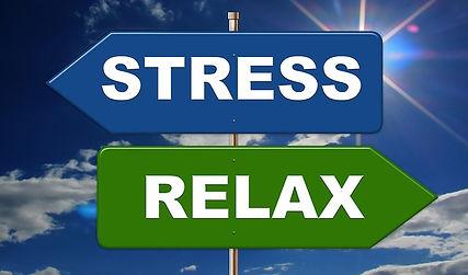 stress relaxation détendu