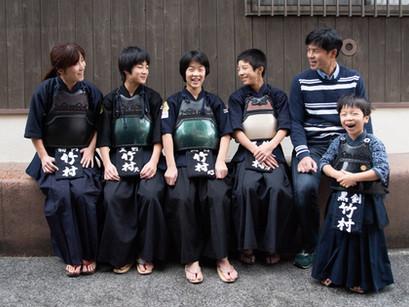 Takemura Family Visit