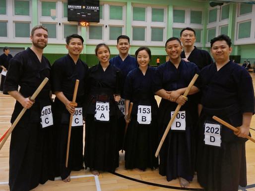 19th Hong Kong Asian Open Kendo Championship