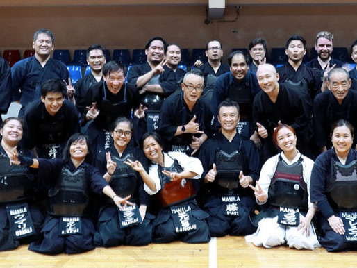 Luzon Shiai & Shimpan Seminar