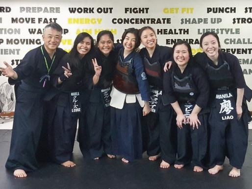 MKC Girls Gasshuku