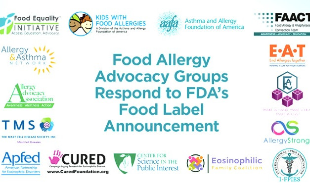 Letter to the FDA