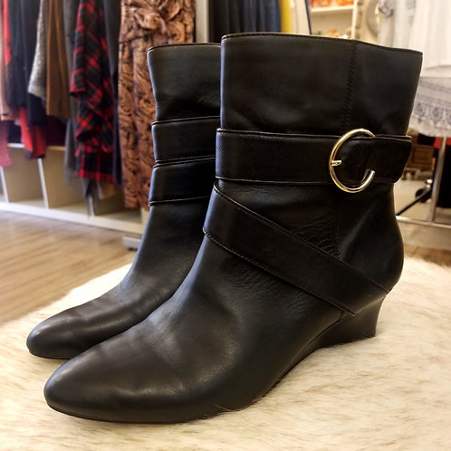 Nine West Ankle Boot Wedges
