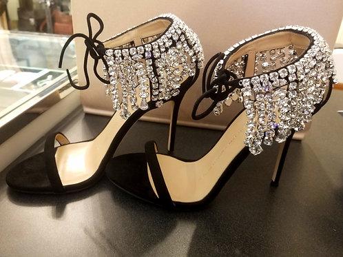 New Giuseppe Zanotti Carrie Crystal Heels