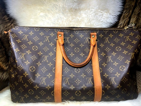 Vintage Louis Vuitton Keep All