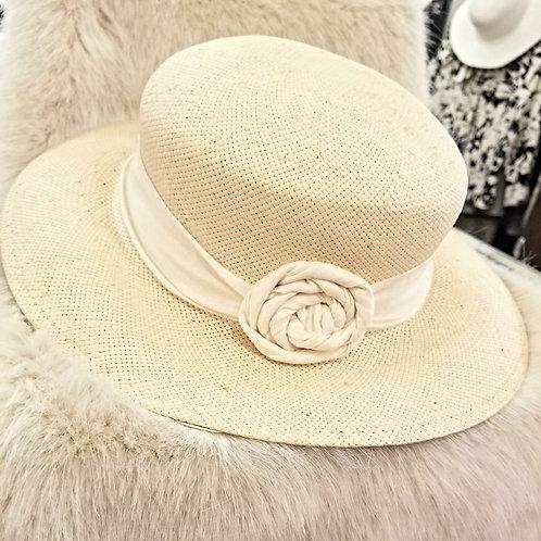 Vintage Rose Hat
