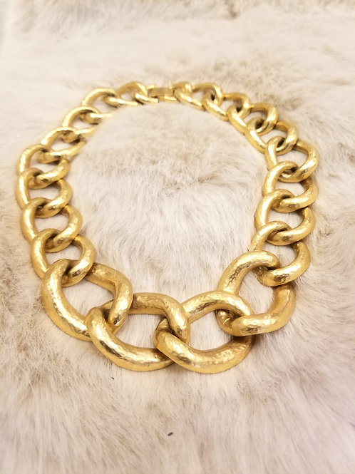 Vintage Valentino Chain Necklace
