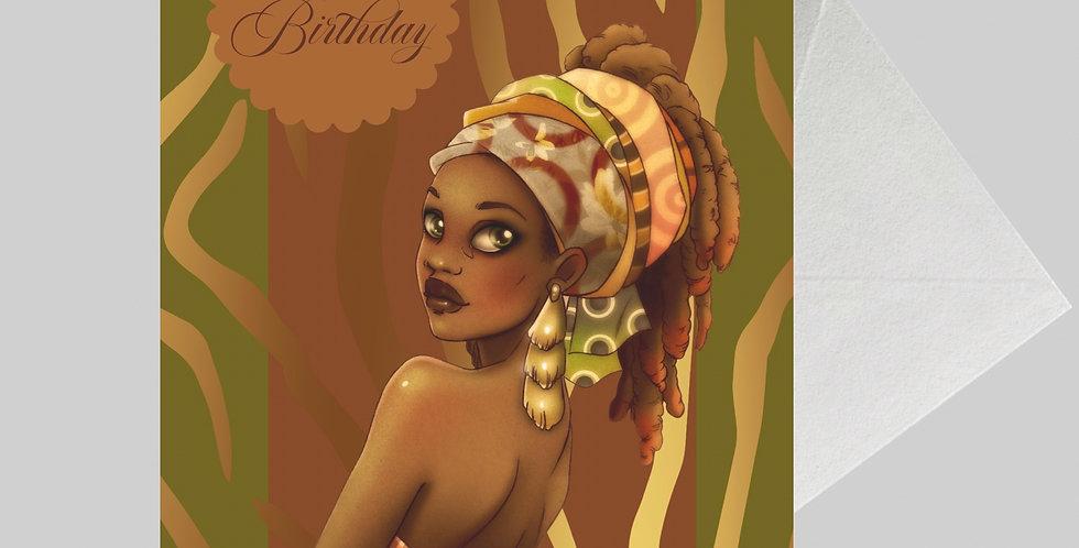 Birthday Card - AF10 A5