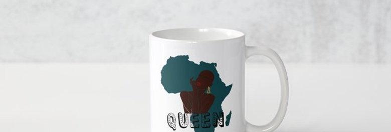 Afrocentric Mug
