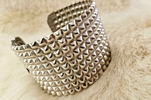 Stud Cuff Bracelet