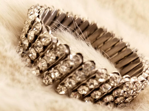Costume Crystal Bracelet