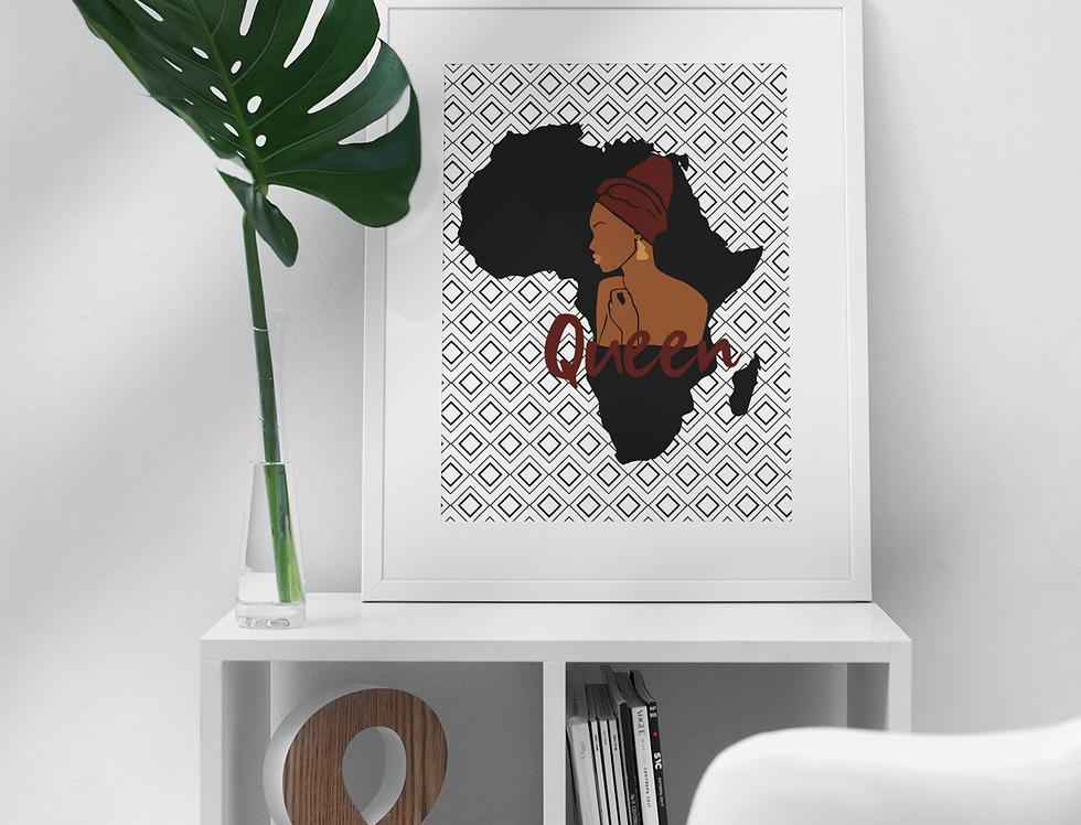 Afrocentric Print