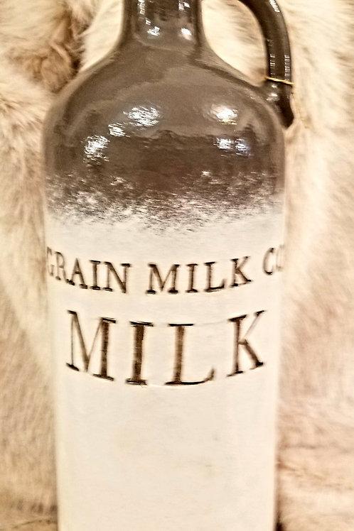 Ceramic Milk Co. Jug