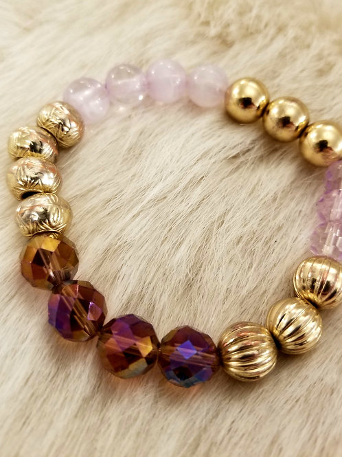 Romantic Bead Bracelet