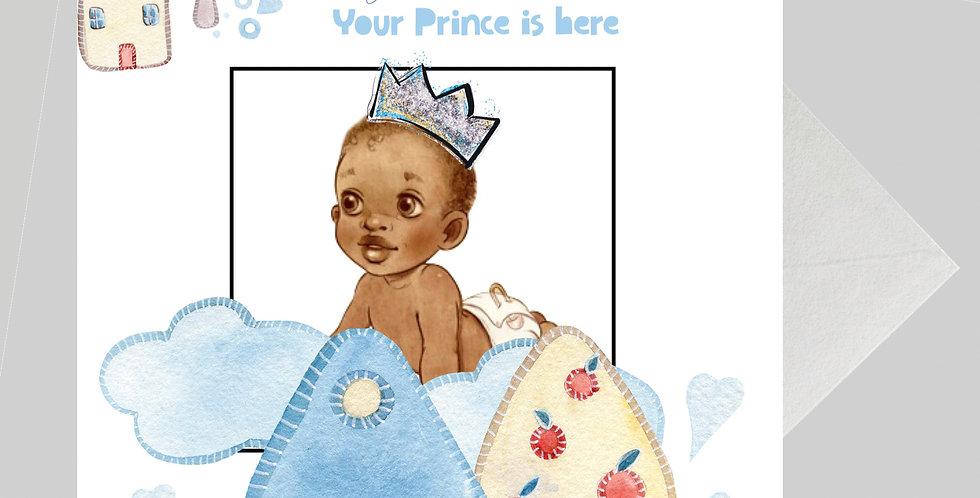 New Born Baby Boy - NB05 S