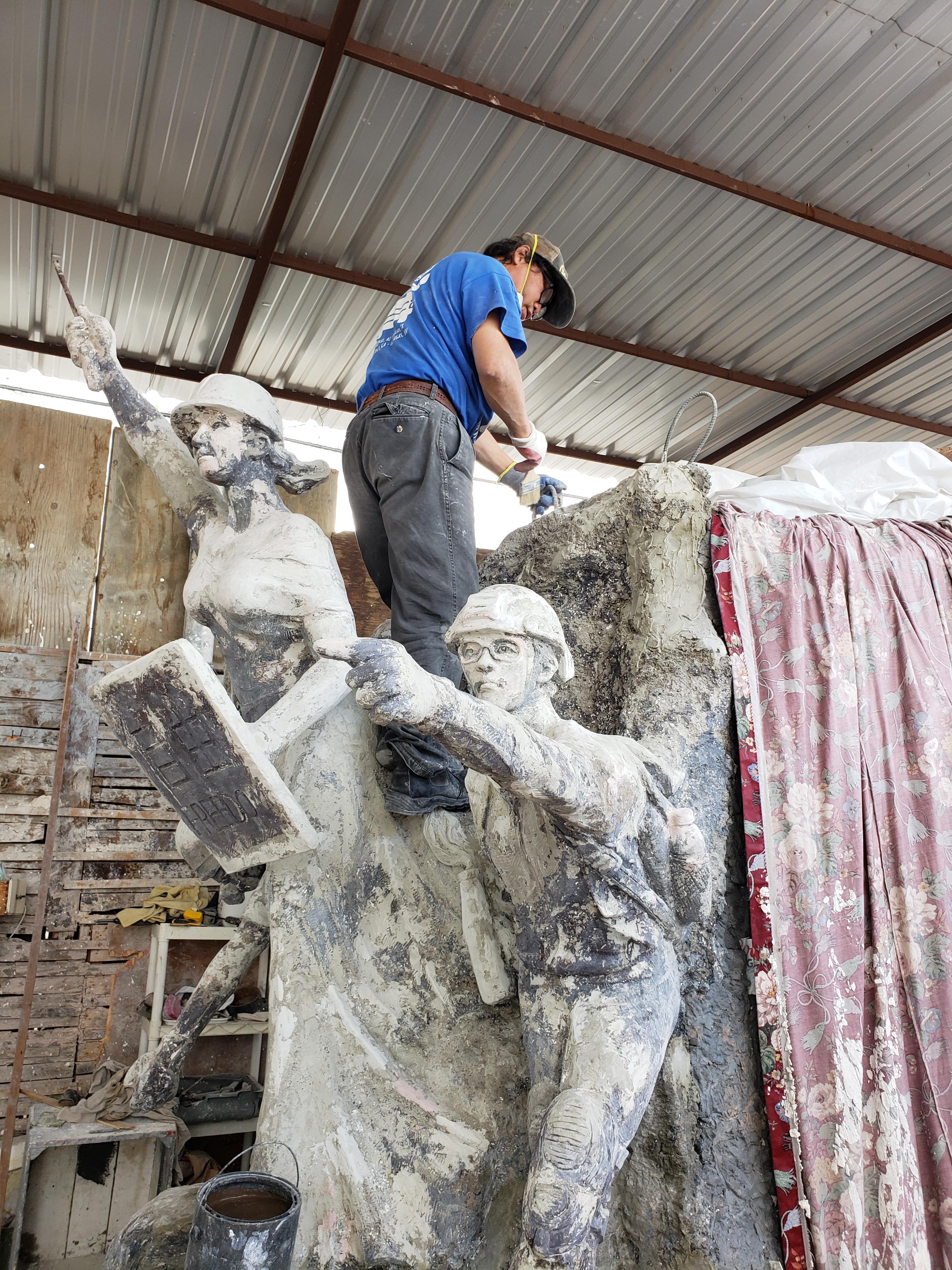 香港雕塑建设图片 (36)