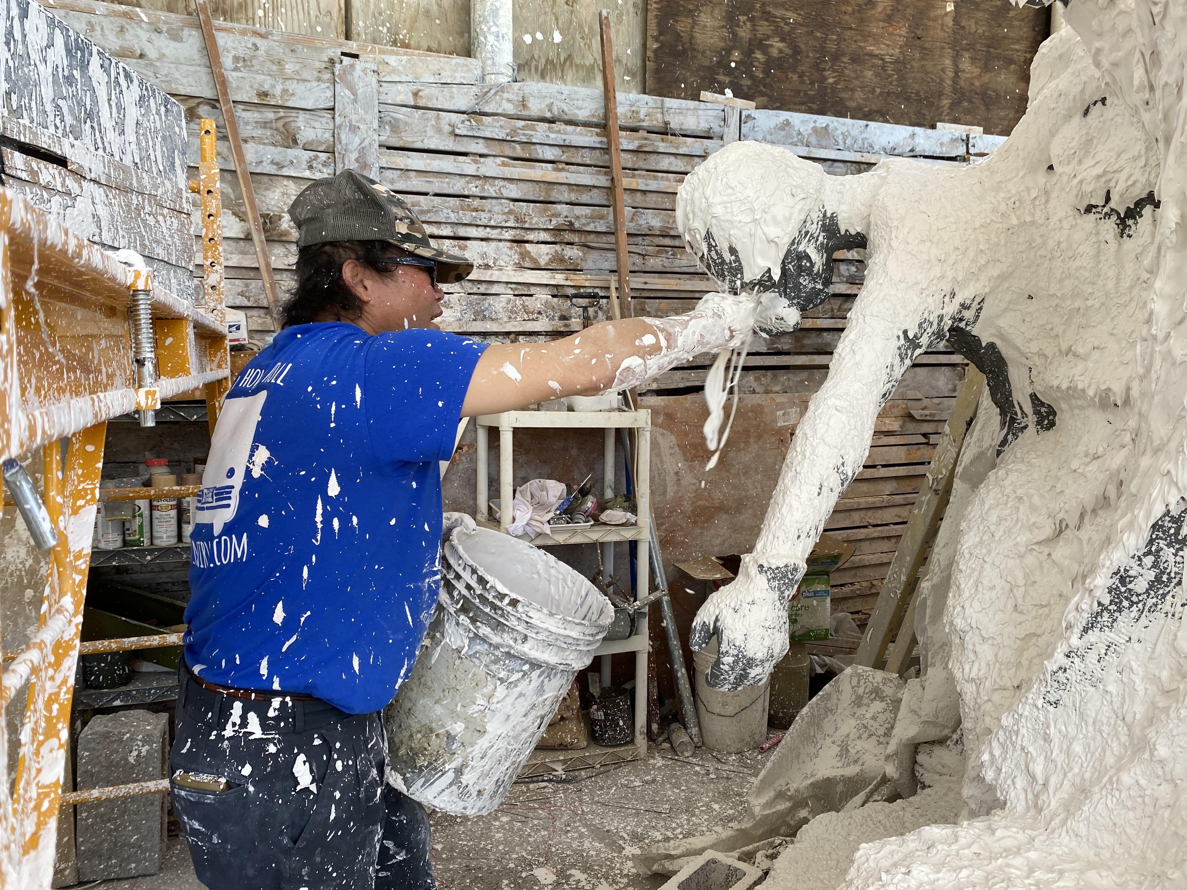 香港雕塑建设图片 (50)