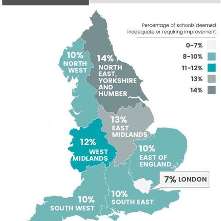 英國邊度最多好學校?