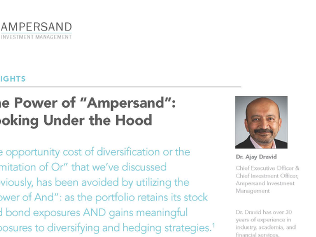 "The Power of ""Ampersand"": Looking Under the Hood"