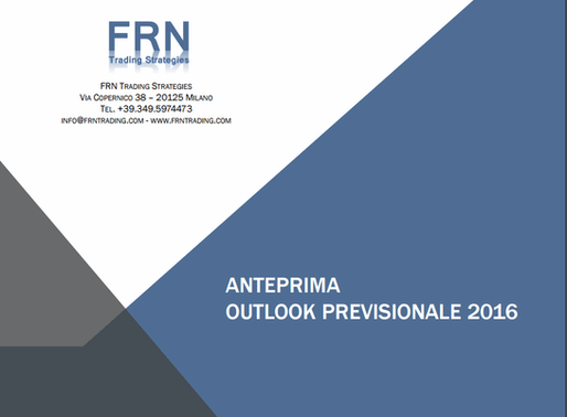 Financial Outlook 2016: highlights of this year edition. Now available!