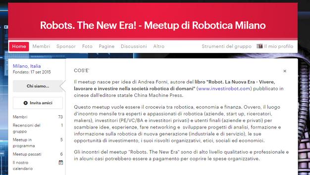 incontri gratis luogo Meetup