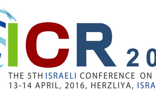 Andrea Forni keynote speaker at Israeli Conference on Robotics 2016 Tel Aviv