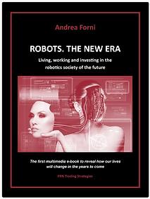 Ebook cover of Robots The New Era