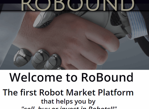 FRN Trading Strategies helps RoBound startup in its first steps