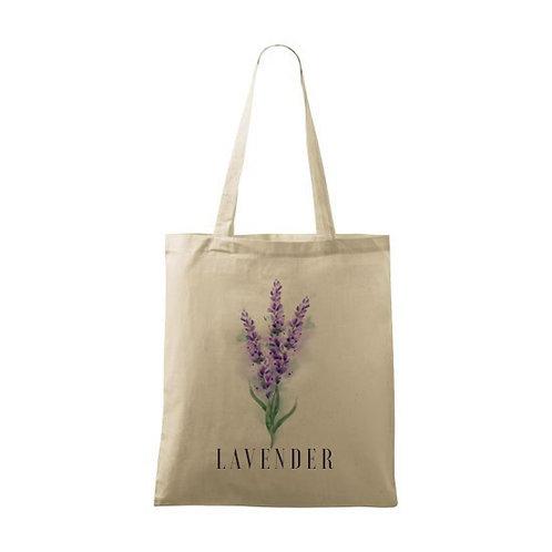 """Sacoșă personalizată """"Lavender """""""