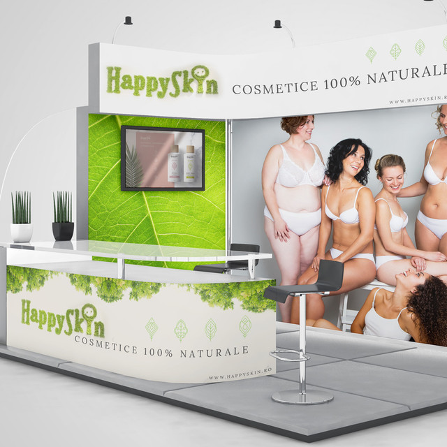 Concept design stand expo