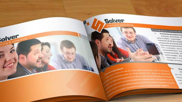 Design broșură