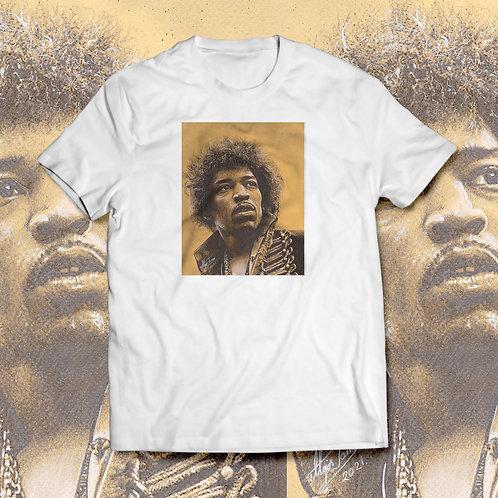 "Tricou cu grafică ""Jimi Hendrix"""