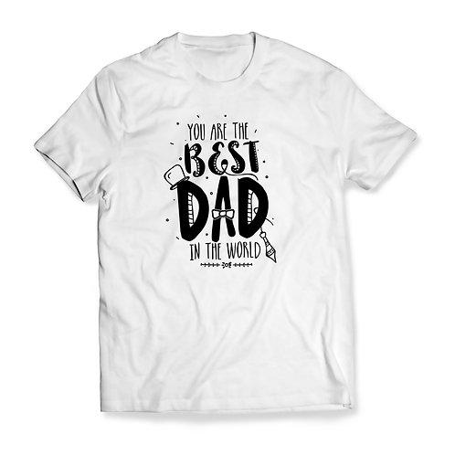 "Tricou ""Best Dad"""
