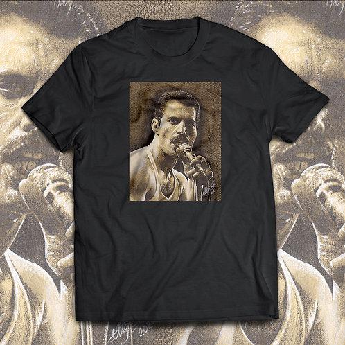 """Tricou cu grafică """"Freddie Mercury"""""""