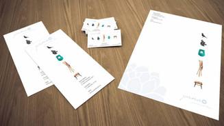 Carte de vizită | flyer design | coli cu antet