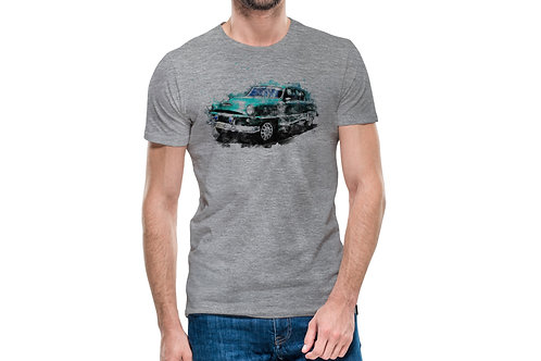 "Tricou ""Retro car"""