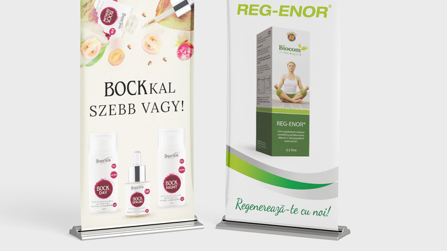 Design si Print Roll Up